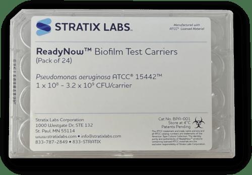 ReadyNow™ Biofilm Test Carriers Packaging